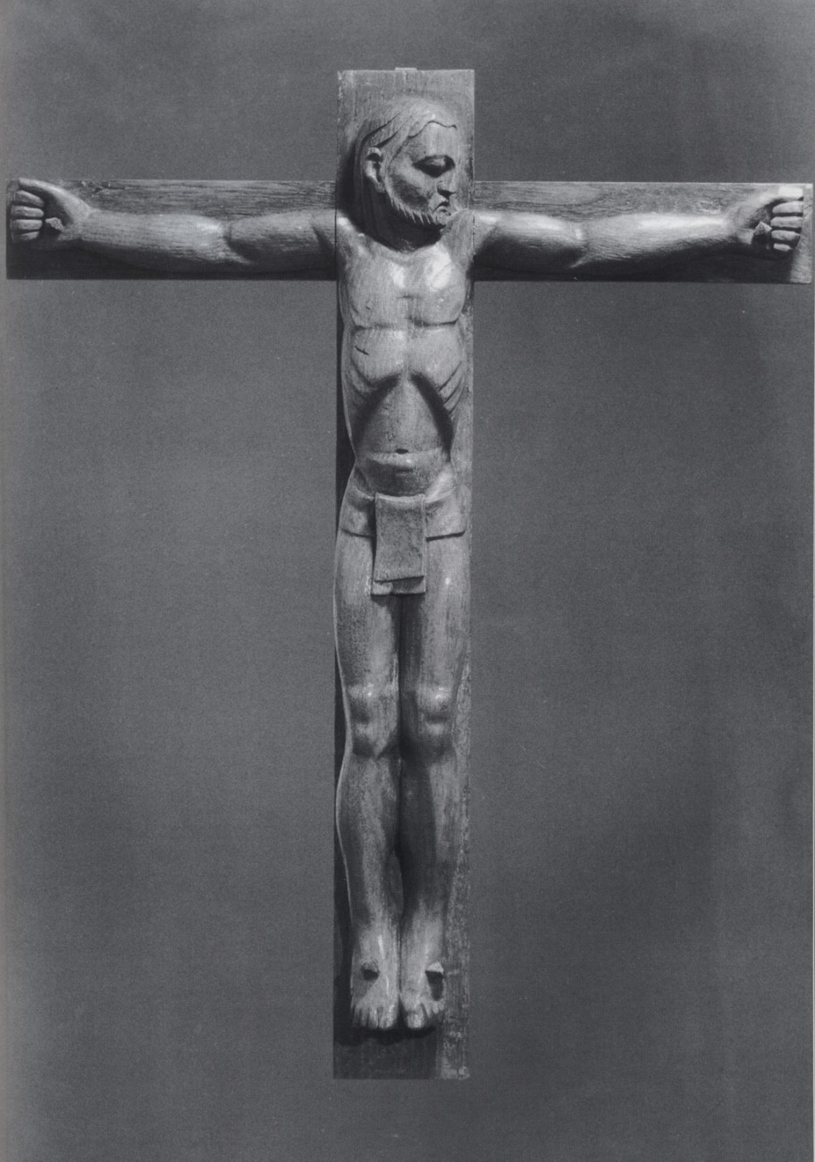 G_T_Eugen_Puentener_Christus_am_Kreuz