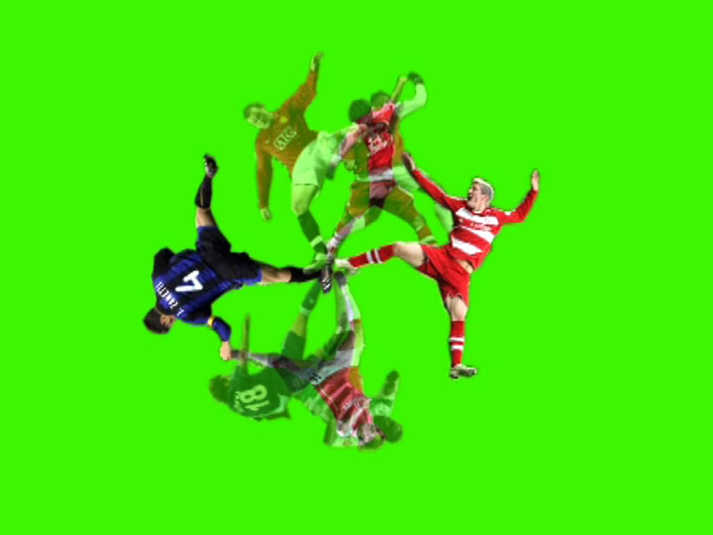 Gabriela Gerber & Lukas Bardill, «Rasenblume», 2008, Animation, Farbe, ohne Ton, 1 min 23 sec; courtesy Galerie Luciano Fasciati, Chur