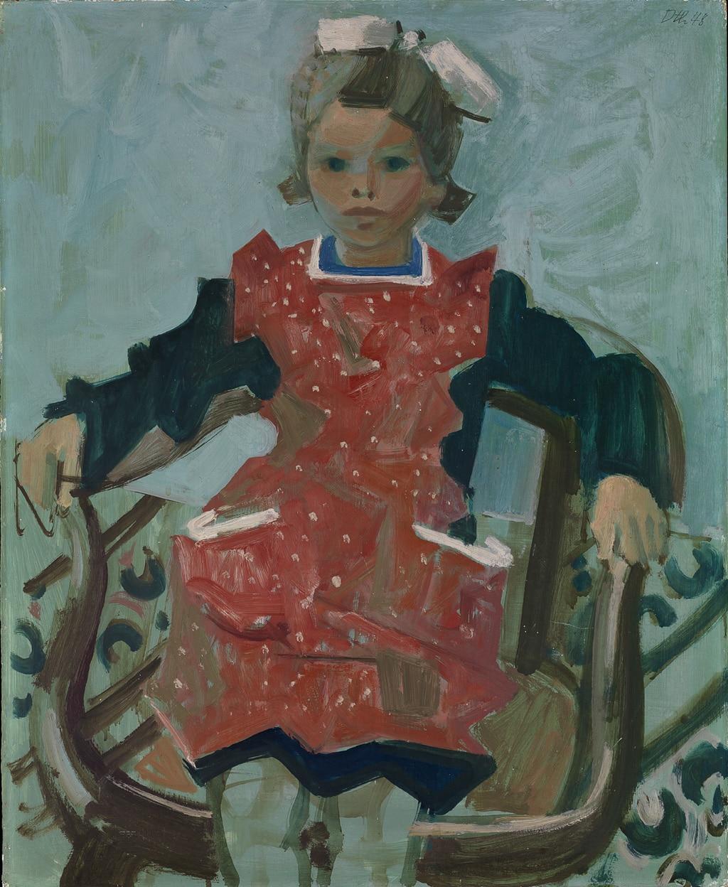Heinrich-Danioth_Margritli-1948