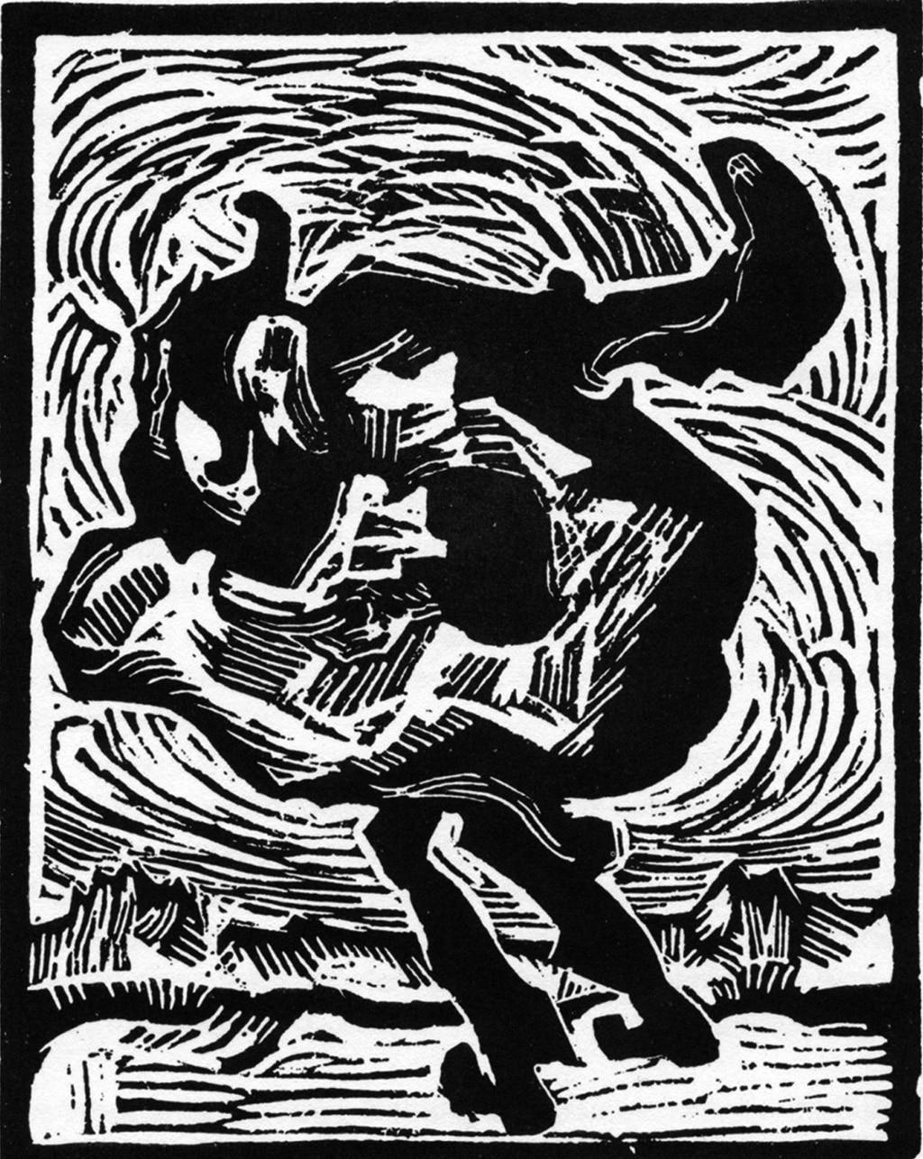 Heinrich-Danioth_der Föhn-1921