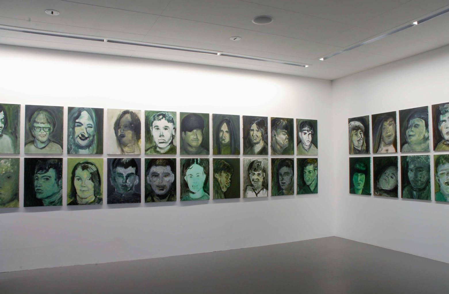 Hans Witschi, «FLASHBACK» in der Ausstellung Mythos Kindheit
