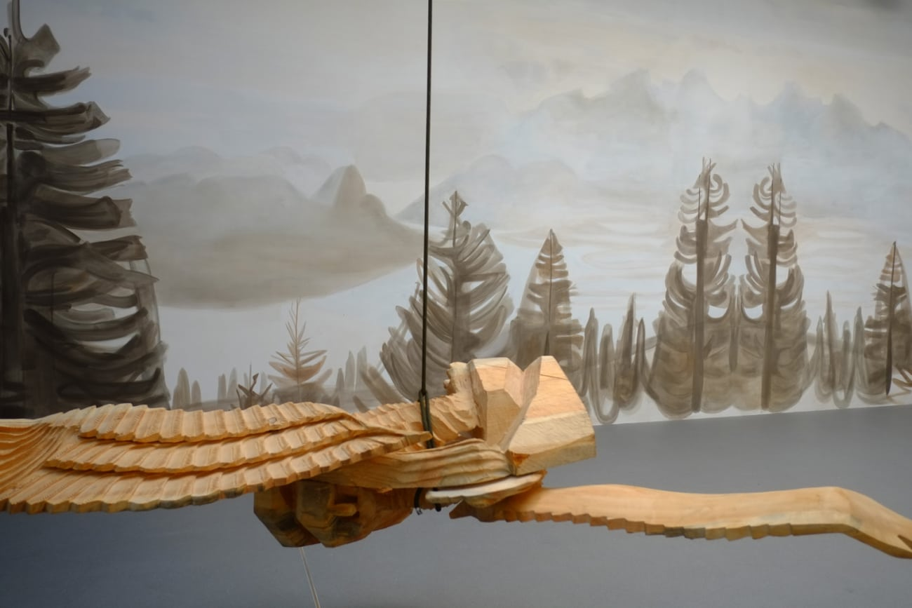 Peter Regli_Winterlandschaft 1950, 2013