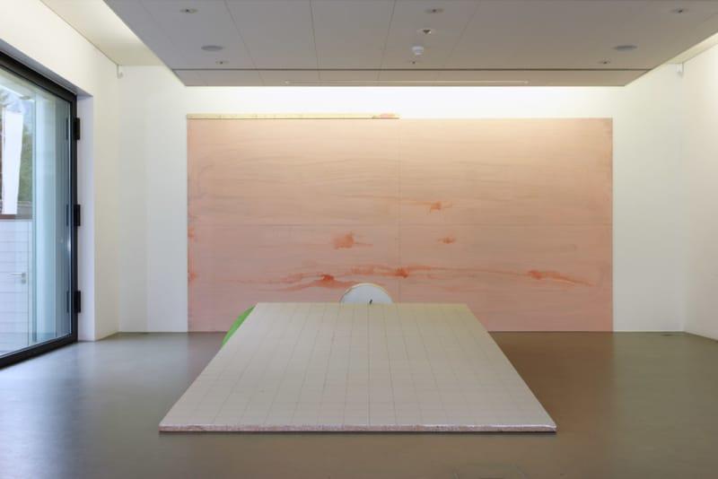 M. Zgraggen, «Das 1 x 1 der Schichten», 2009, Mixed Media