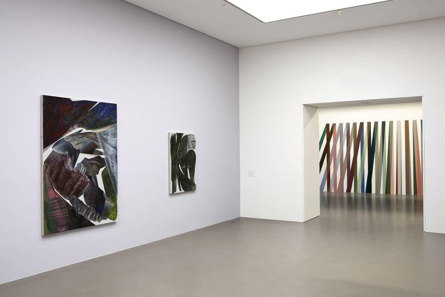 Ausstellungsansicht CHALET5