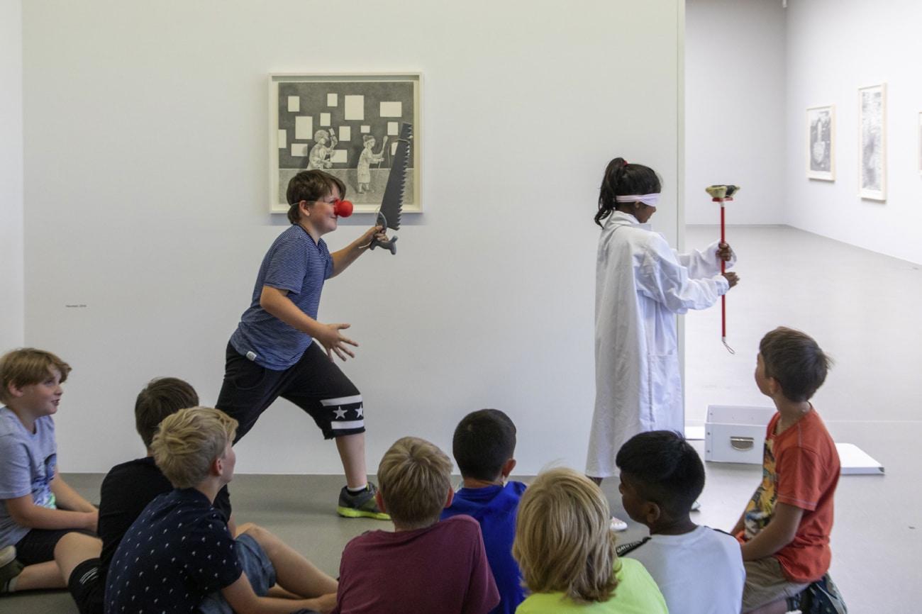 Workshop Kunstvermittlung